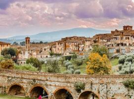 borgo santacaterina visit colledivaldelsa borgo medievale toscana