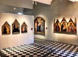 diocesano museo san pietro civico diocesano darte sacra visit colledivaldelsa borgo medievale toscana