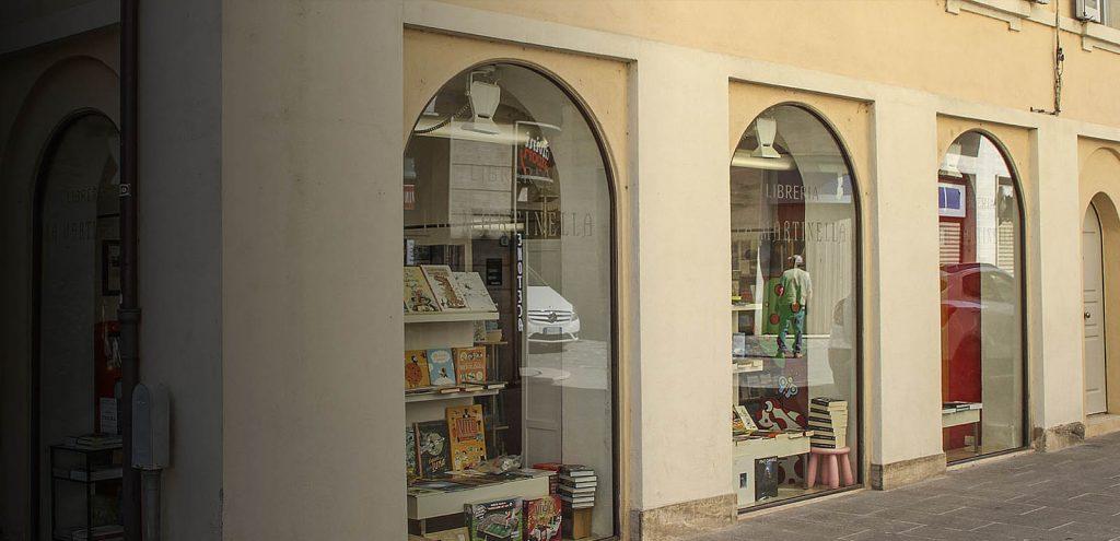 libreria la martinella negozio visit colle di val d'elsa