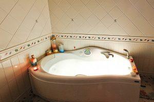 Agriturismo Il Casino villa chianti Siena vasca idromassaggio visit Colle di Val d'Elsa