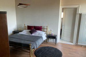 Palazzo Luparelli Boutique Apartment camera matrimoniale Visit Colle di Val dElsa