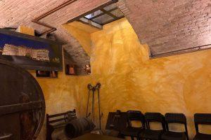 Enoteca Il Salotto interno Visit Colle di Val dElsa